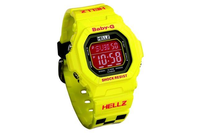 Hellz Baby G 6 1