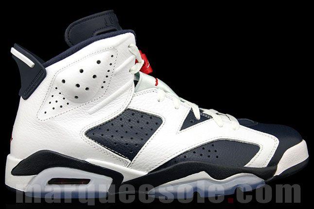 Air Jordan 6 Olympic 01 1