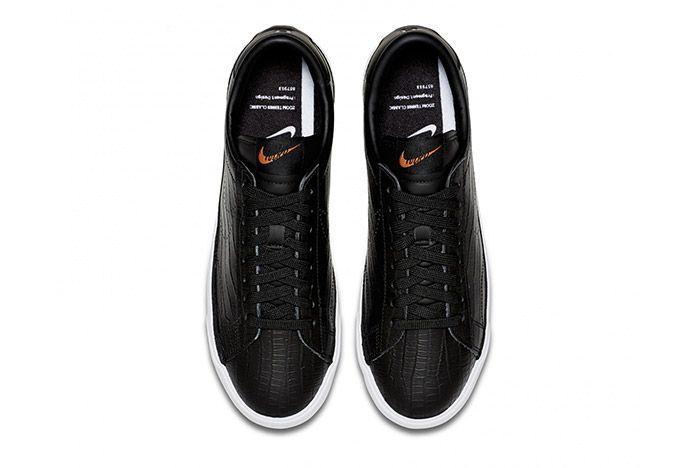 Fragment Nike Tennis Classic Ac Black Croc 1