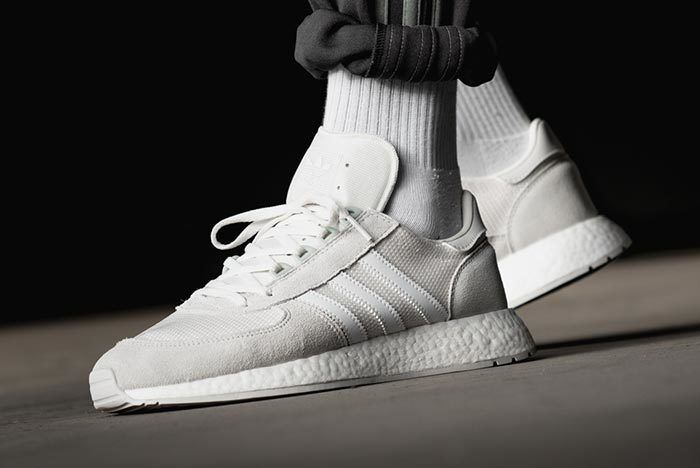 Adidas Never Made Triple White 3