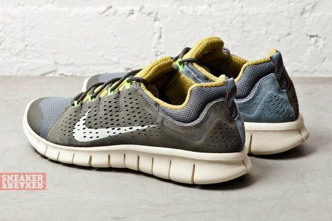 Nike Free Powerlines Ii Lthr Wolf Grey 3