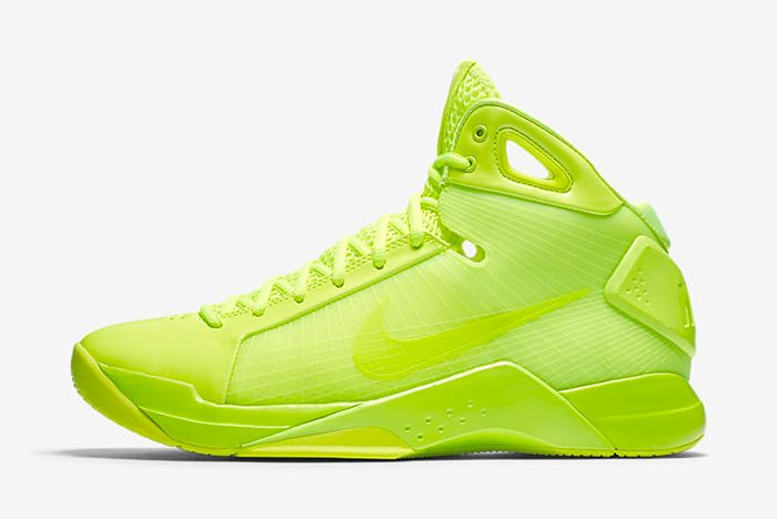 Nike Hyperdunk 2008 Retro Neon Pack26