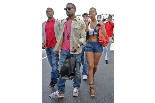 Kanye West Sneaker Style New Balance
