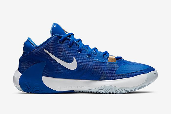 Nike Zoom Freak 1 Greece Right