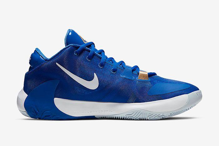 Nike Zoom Freak 1 Greece Right
