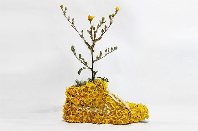 Nike Flower Sneakers 1