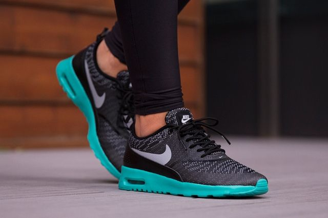 Nike Air Max Thea Jacquard Black Retro 3