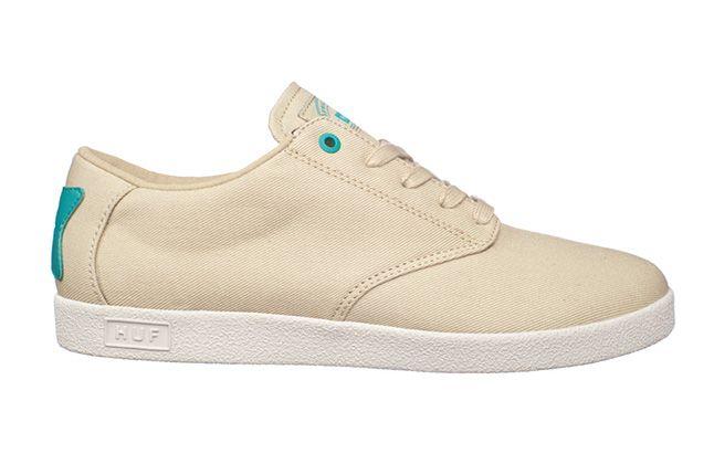 Huf Footwear Hufnagel Pro Oatmeal Sea Single 1