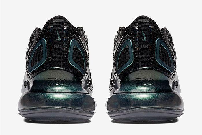 Nike Air Max 720 Iridescent Mesh Sneaker Freaker6