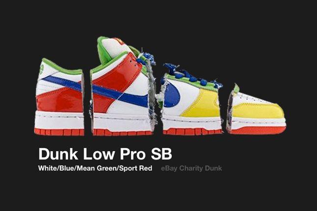 Nike Dunk Sb Charity Dunk 2003 1