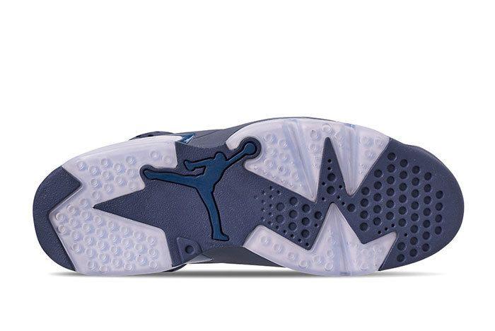 Air Jordan 6 Diffused Blue 384664 400 6