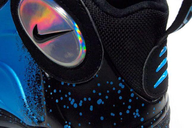 Nike Total Foamposite Max Heel Detsils 1
