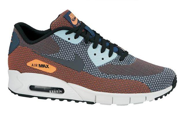 Nike Air Max 90 Jacquard Pack 2014 Preview 7