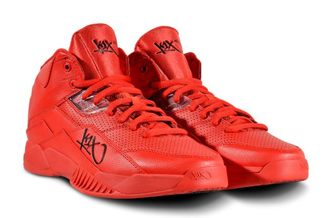 K1X Red Profile Anti Gravity Front Pair 1
