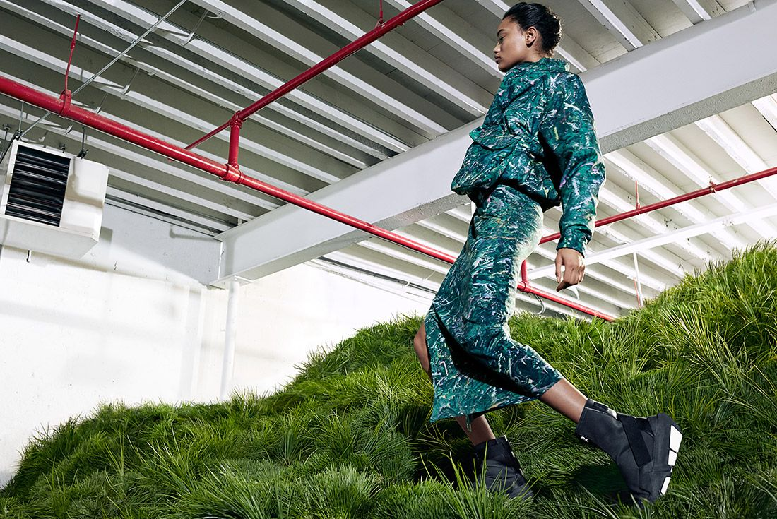 Adidas Y 3 Reclaimed By Nature 10