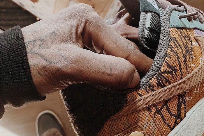 Travis Scott Nike Jordan Collaborations 7