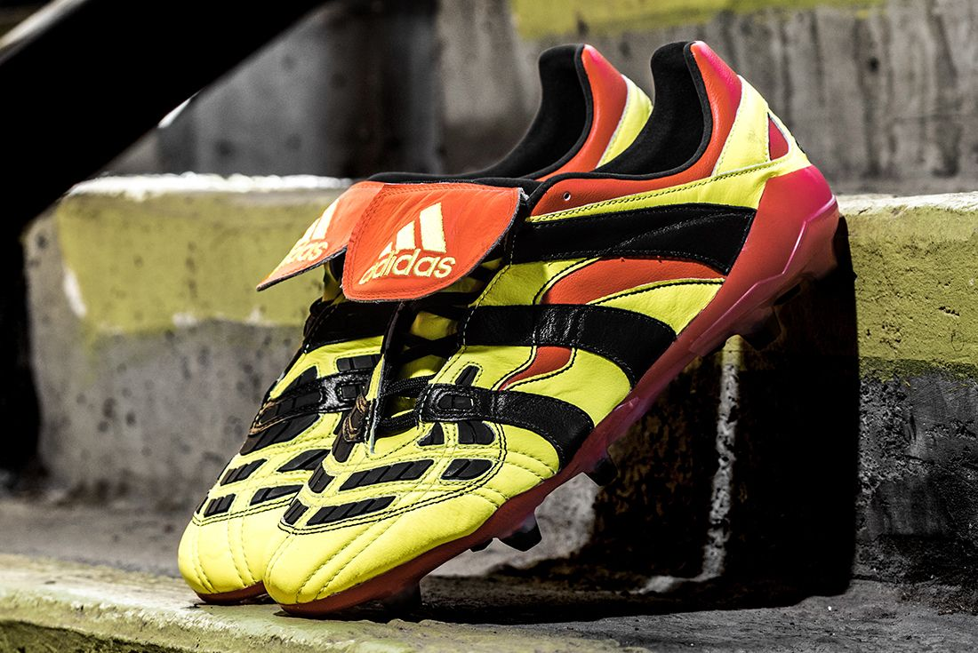 David Beckham Adidas Predator 5