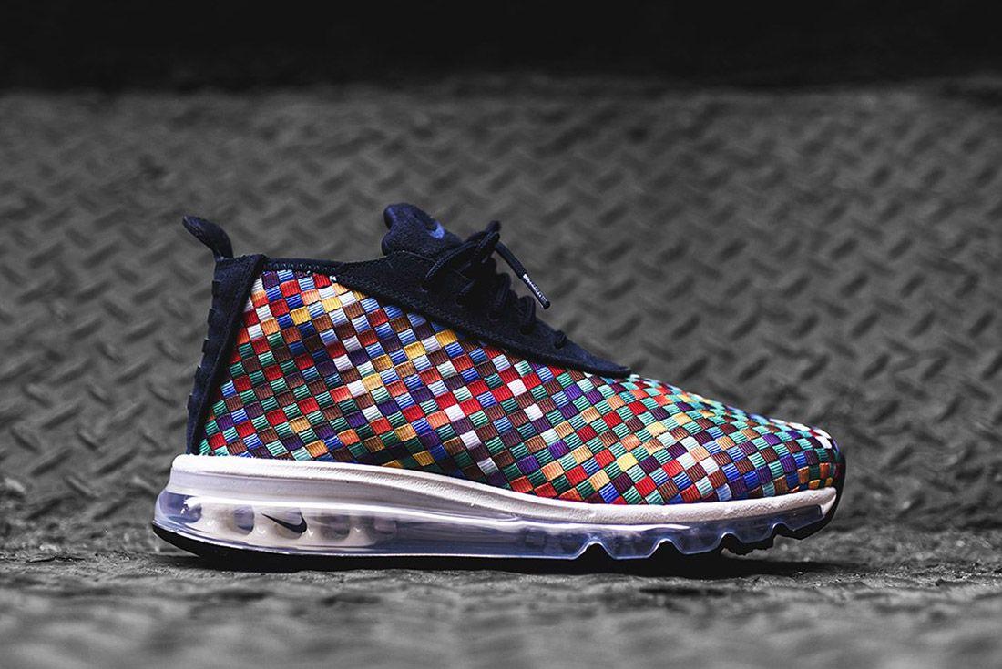 Nike Air Max Woven Boot Multicolour 5 1