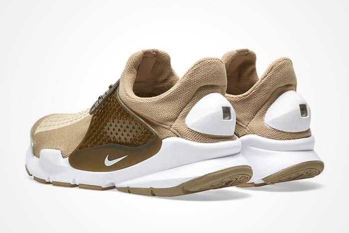 Nike Sock Dart Khaki 2