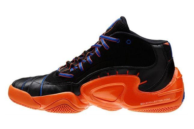 Adidas Real Deal Knicks Reverse Profile 1