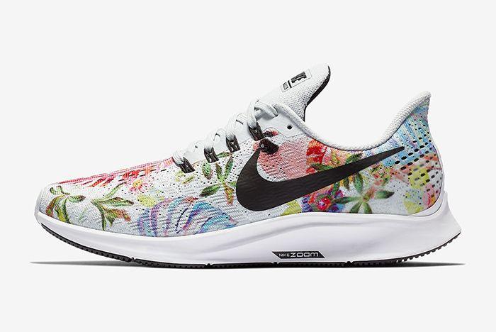 Nike Zoom Pegasus 35 Floral 1