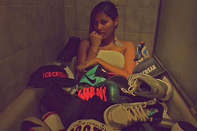 Ericka Female Air Jordan Collector 28 1