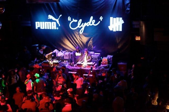 Puma Undftd Clyde Launch Party 1 1