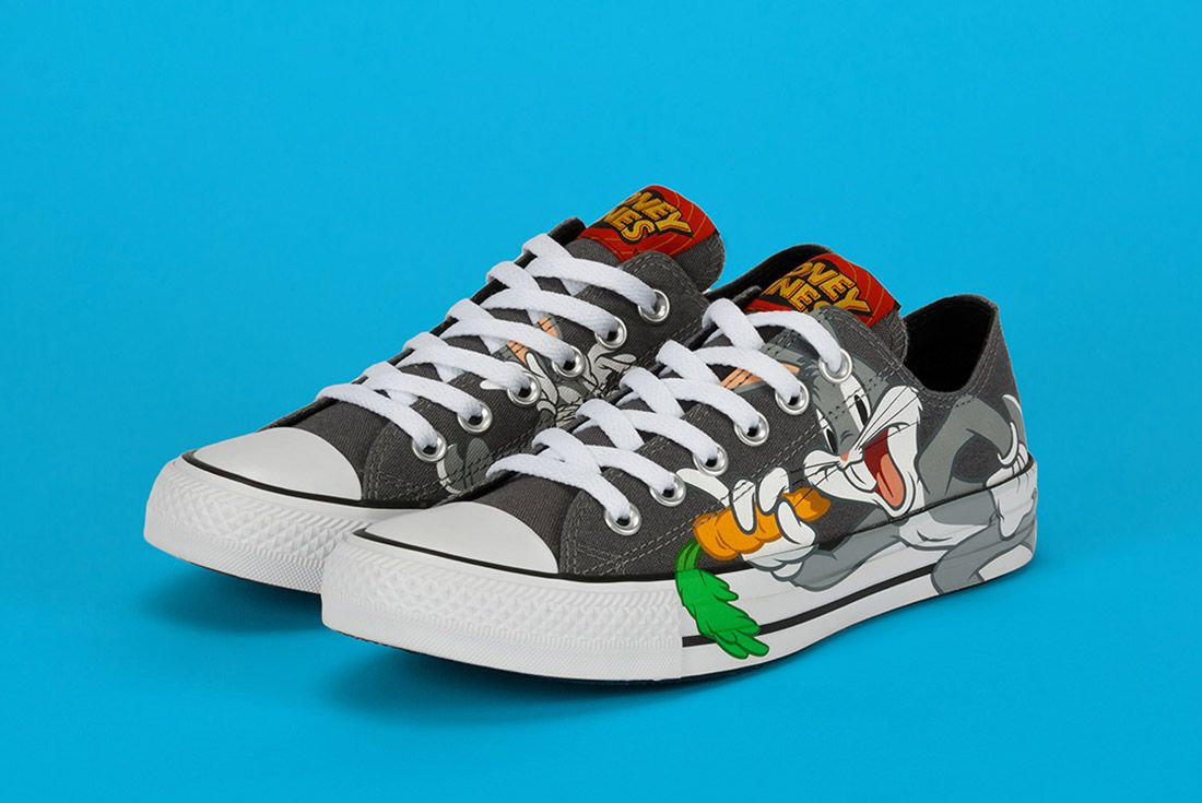 Converse Looney Tunes Rivalry Collection 2