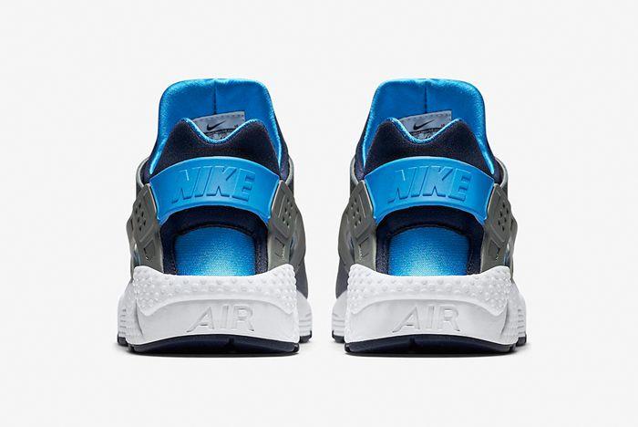 Nike Air Huarache Photo Bluemidnight Navy 4