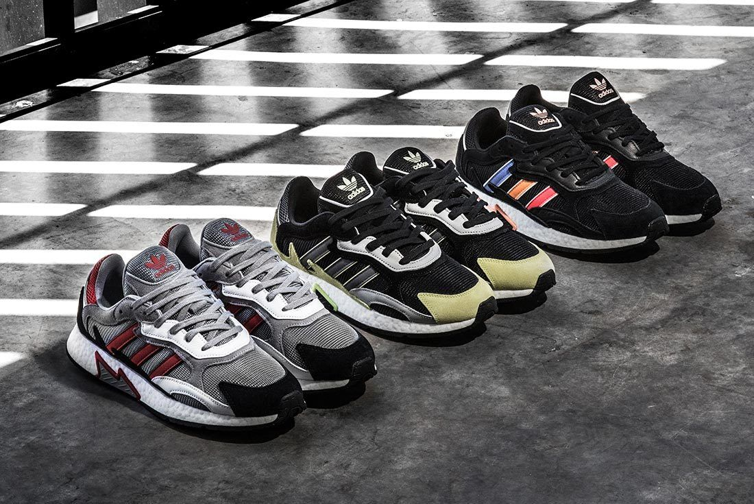 Adidas Tresc Run Group Shot