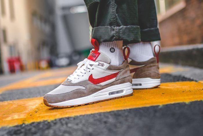 Chase Shiel Air Max 1 Mars Yard Custom 4