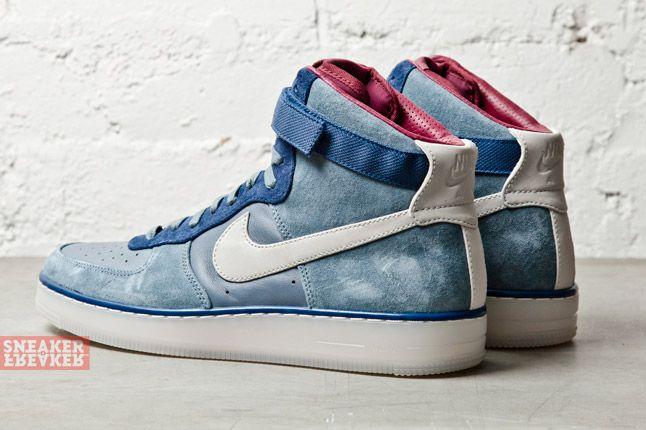 Nike Af1 Downtown Hi Slate 3