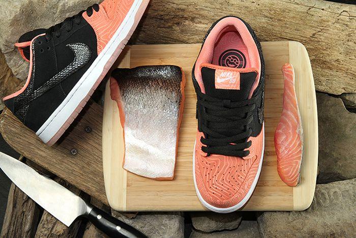 Premier X Nike Sb Fish Ladder Pack9