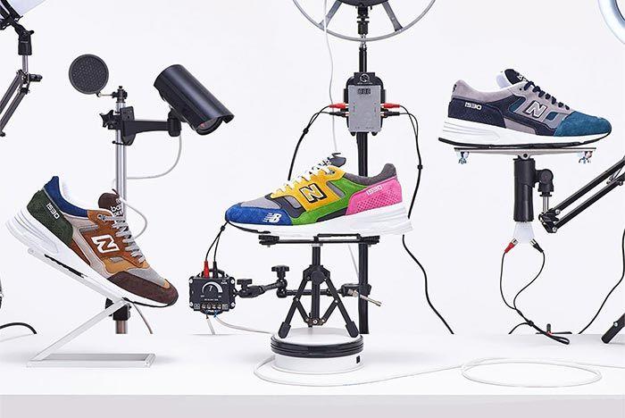 New Balance 1530 Sample Lab Medial Side Shot