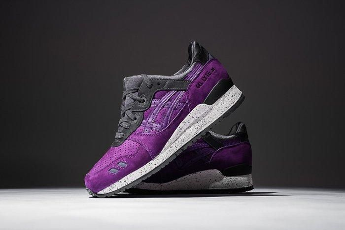 Asics Gl3 After Hours Pack Bumper Sneaker Politics 9