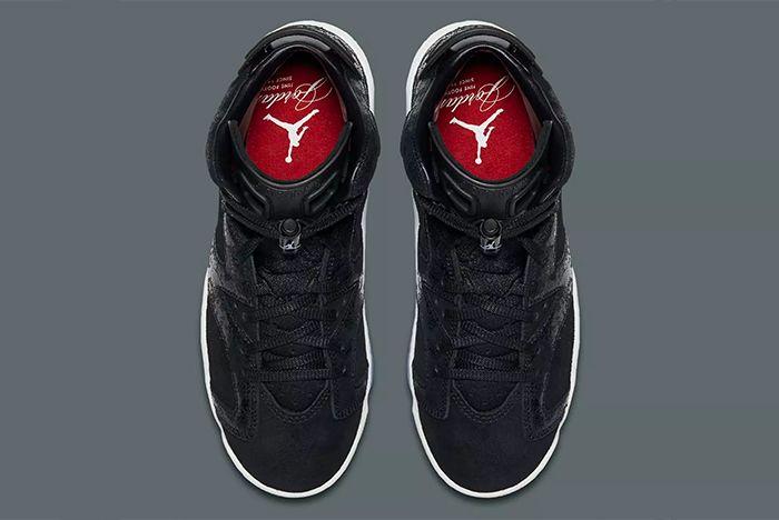 Air Jordan 6 Heiress 5