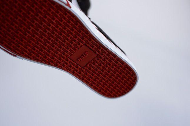Huf Ramondetta Pro Red Sole Detail 1