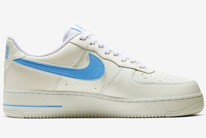 Nike Air Force 1 University Blue 2