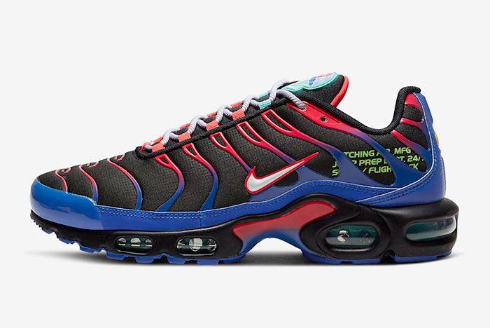 Nike Air Max Plus Cv7541 001 Release Dateofficial