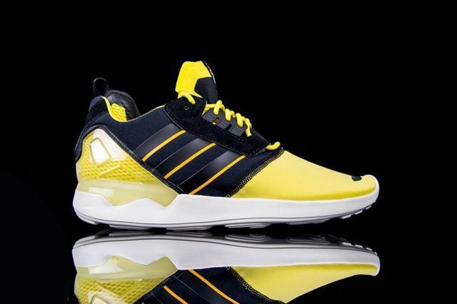 Adidas Zx 8000 Boost Bright Yellow Bumper 1