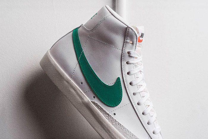 Nike Blazer Mid 77 Green 3