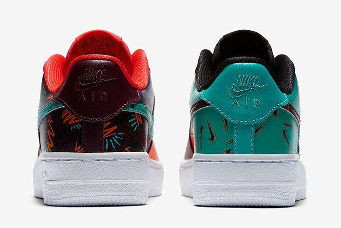Nike Air Force 1 What The 90S 2 Sneaker Freaker