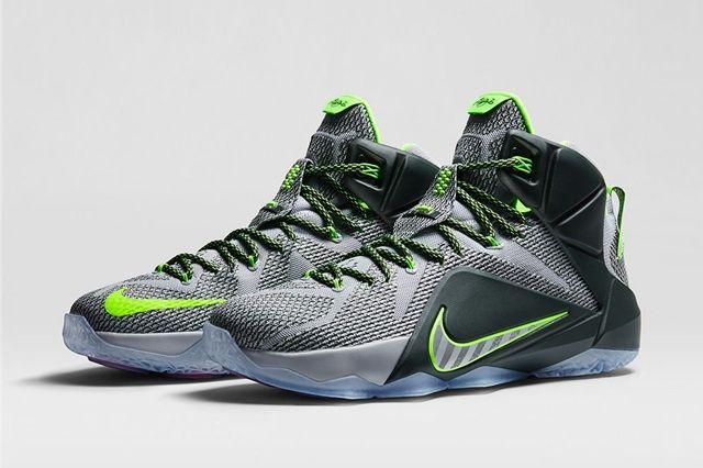 Nike Lebron 12 Dunk Force 2