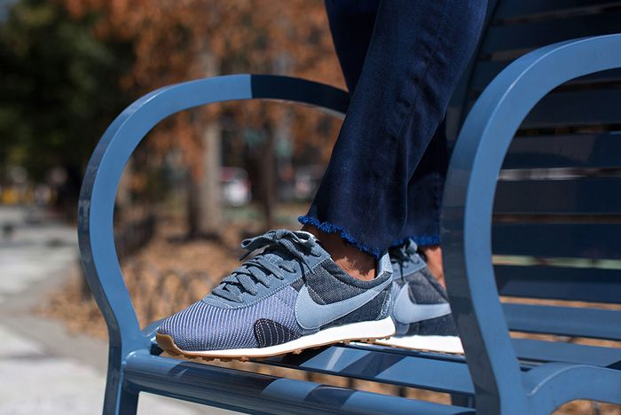 Nike Pre Montreal Racer Vintage Wmns Blue Twill