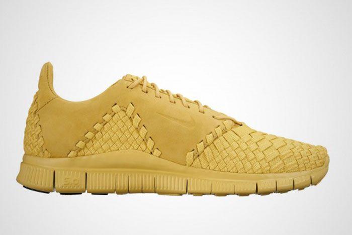 Nike Free Inneva Woven 2 Brown 1
