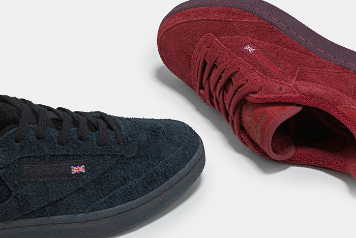 Size X Reebok Club C Re Cut Pack Teasle Suede7