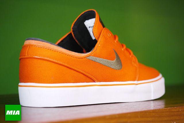 Nike Sb Stefan Janoski Urban Orange 3
