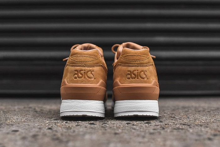 Asics Gel Respector Tan Clay Suede 2