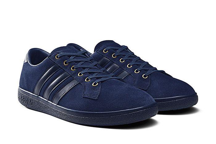 Adidas Spezial Bulhill Navy Blue 1