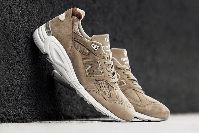 New Balance 990 V2 Winter Peaks Tan Brown 3
